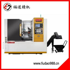 Fudao Power Turret + Y-axis Turning and Milling CNC Lathe FDL-52DWY