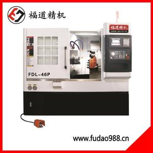 Fudao slant bed body knife CNC lathe FDL-46